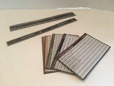 Axis & Allies 1942 Replacement Parts Battle & Casualty Strips 5 Setup Charts