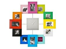 Karlsson Photo frame wall Clock