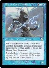 RAVEN GUILD MASTER Scourge MTG Blue Creature — Human Wizard Mutant RARE