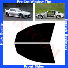 Pre Cut Window Tint Mazda RX8 Coupe 4 Doors 2003- 2008 Front Sides Any Shade