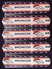 """New NFL DENVER BRONCOS 52"""" Ceiling Fan BLADES ONLY"""