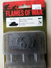 Flames of War Soviet M4 76mm M4A2 Sherman