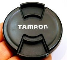 Tamron 62mm Front Lens cap snap on type genuine made in Japan