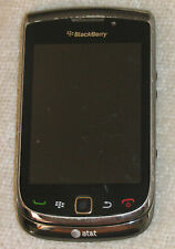 BlackBerry Torch 9800 4Gb Black (At&T) Smartphone [Bt09]
