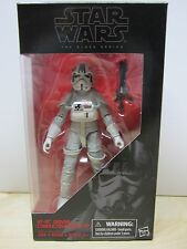 """NEW STAR WARS 6"""" BLACK SERIES ACTION FIGURE SEALED AT-AT DRIVER HOTH PLANET ESB"""