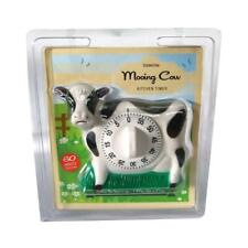 OFFICIAL LICENSED MOOING NOISE FARM COW KITCHEN FOOD 60 MINUTE TIMER