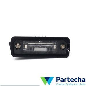 License Plate Light Fits SEAT SKODA VW 3c5943021A
