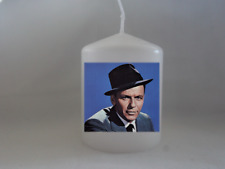More details for personalised  frank sinatra  candle gift  hollywood gifts