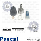 NEW JOINT KIT DRIVE SHAFT FOR ROVER 25 HATCHBACK RF 20 T2N 20 T4H 400 XW PASCAL