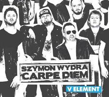 Szymon Wydra & Carpe Diem - V Element  (CD)  2014 NEW