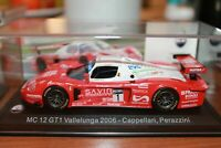 MASERATI - MC 12 GT1 - VALLELUNGA - 2006  - SCALA 1/43