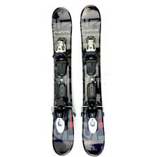 Snowjam Titan 90cm Skiboards Snowblades with Atomic Ski Bindings New
