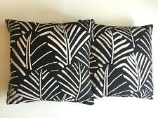 MARIMEKKO RARE 1970'S ORIG VTG MID CENTURY SCANDINAVIAN MODERN THROW PILLOWS
