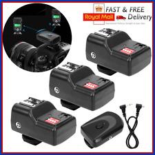 VBESTLIFE 16 Channel Wireles Remote Flash Trigger Set + 3pcs Receiver
