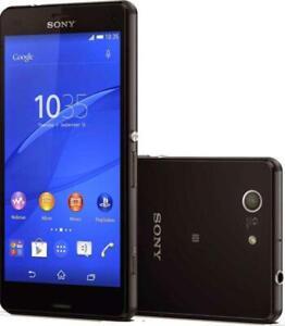 Sony Xperia Z3 Compact  - 16 GB, 20,7 MP, Schwarz, Neuw. in OVP
