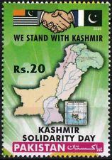Pakistan Stamps 2020 Kashmir Day MNH