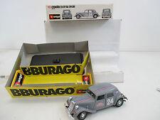 BBURAGO BURAGO 1:24 KIT 5501 CITROEN 15 CV TA 1938  B9222