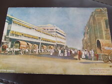 Lipton Tea Series Postcard. Grand Oriental Hotel. Colombo. Faulkner. B. Hopkins