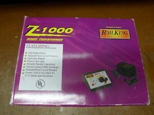 MTH Z1000 Transformer & Controller