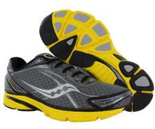 SAUCONY HURRICANE ISO 2 (S20293 2) Men size 10.5 Running shoes GreyOrangeBlack