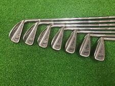 NICE Cougar Golf PENNYLIGHT Iron Set 3-9 Right Steel REGULAR Penny Light Used