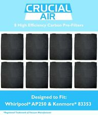 8 Replacements Whirlpool / Kenmore Carbon Pre Filters Part # 8171434K