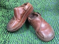 FITFLOP Kids Size: 11 Leather Clogs Shoes