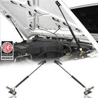 2x Front Hood Lift Kit Struts Supporter Gas Cylinder for Jeep Wrangler JK 11-18