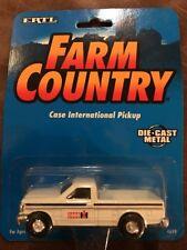 Ertl 1/64 Die Cast Farm Country Toy Case International Pickup Truck