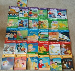 READ AT HOME Oxford Reading Tree levels 1-5 - SET of 30 BOOKS freepost