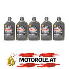 5x1 Liter Shell Helix Ultra 0W-40 Motoröl, ACEA A3/B3/B4  API SM/CF