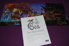 7TH SEA / SECRETS DE LA 7EME MER RPG JDR Jeu de Role - Game Master's Screen