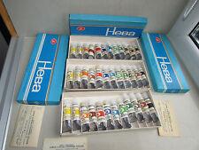 Old-Leningrad NEVA Watercolours Lot Of 36 Brand New Unused Tubes 1982.