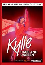 DVD:RARE AND UNSEEN KYLIE - RARE AND UNSEEN KYLIE - NEW Region 2 UK