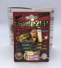 PremierZEN Premier ZEN Extreme 8000 Male Sexual Performance Enhancement (5 Pack)