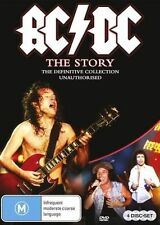 AC/DC The Story: The Definitive Collection DVD BRAND NEW SEALED