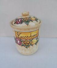 Barattolo contenitore in ceramica guarnizione ermetico personalizzabile AUSTRIA