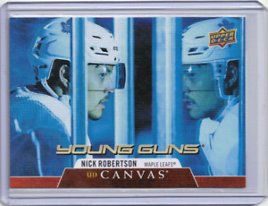 20-21 Upper Deck Series 1 CANVAS + UD YOUNG GUNS YOU PICK LIST Complete Your Set