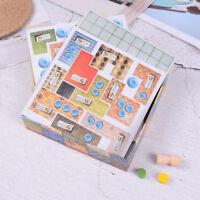 Gioco da tavolo patchwork per due giocatori divertenti carte da gioco gioch BHQ