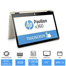 "HP Pavilion X360 14-ba095sa 14"" Descapotable Portátil Intel Core i3,8gb,128gb"