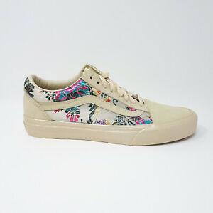 NEW Vans Old Skool Festival Satin Floral Classic Shoe Sneaker Womens 7.5, 8, 8.5
