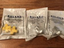 Ruland Jaw Coupling MJS33-10-A and Inserts  JD21/33-92Y, RS 423-1860 & 423-2188