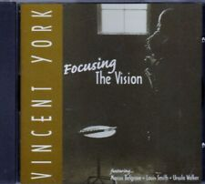 VINCENT YORK Focusing The Vision - Marcus Belgrave, Louis Smith, Ursula Walker
