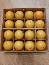 Billiard balls USSR
