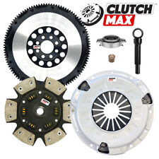 STAGE 3 PERFORMANCE CLUTCH KIT and 12.6LB FLYWHEEL for NISSAN SR20DE B13 B14 B15