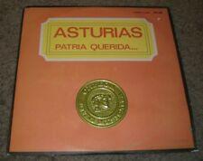 Asturias Patria Querida Orfeon Joyas Musicales~RARE 1977 3 LP Mexico Import~FAST
