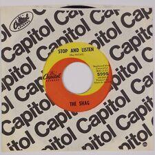 El cormorán moñudo: Stop y escuchar nosotros Capitol'67 Garage Rock 45 escuchar