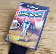Chibi-Robo (Nintendo GameCube, 2006) CIB *Tested*
