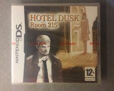 HOTEL DUSK ROOM 215 NINTENDO DS PRECINTADO SEALED