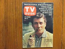 Ju-1962 TV Guide(EFREM ZIMBALIST JR/77 SUNSET STRIP/IGOR STRAVINSKY/DINA MERRILL